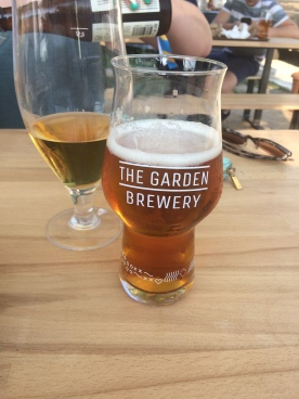 Beer: Session Ale or Pale Ale Garden Brewery Zagreb